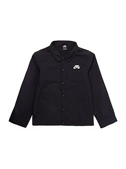 Boys Button Up Jacket