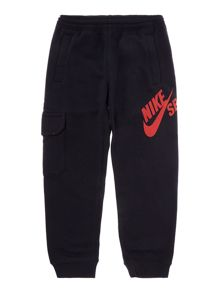 Nike Boys Logo Joggers