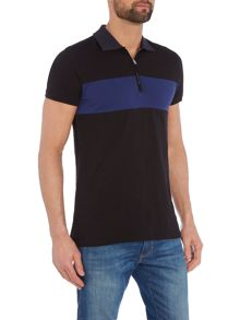 Diesel T-Leonardo regular stripe polo