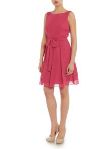Ariella Short chiffon dress