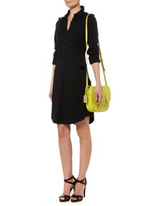 Anica 3/4 Sleeve Shirtdress