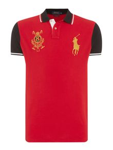 Polo Ralph Lauren Chinese New Year Slim-Fit Polo Shirt
