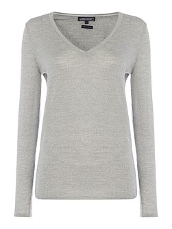 Guvera V-neck Sweater