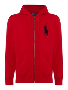 Polo Ralph Lauren Chinese New Year Zip-Through Hoody