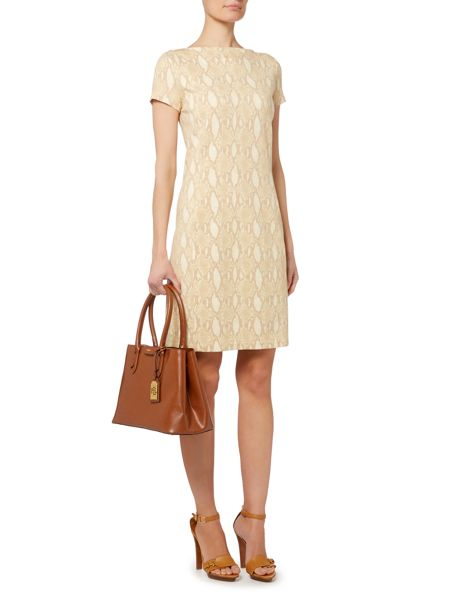 Lauren Ralph Lauren Dreenie short sleeve dress