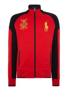 Chinese New Year Zip-Through track jacket