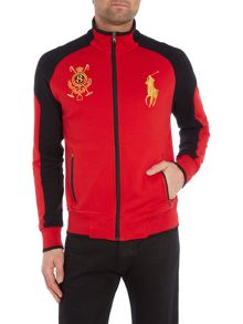 Polo Ralph Lauren Chinese New Year Zip-Through track jacket