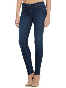 Salsa Wonder push up cellulite jean in denim dark wash
