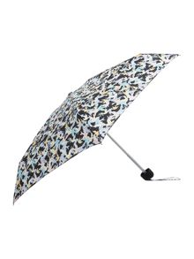 Camoflage birds tiny umbrella