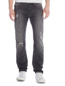 Diesel Belther 637P tapered stretch fit jeans