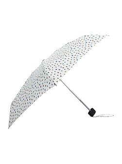 Candy leopard print tiny umbrella