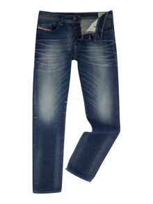 Diesel Buster 850K slim tapered fit jeans