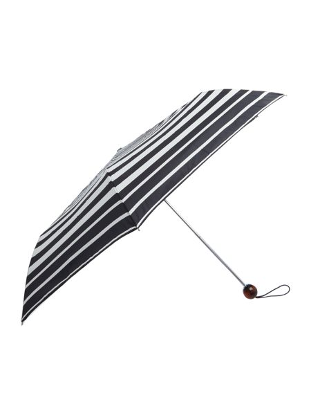 Fulton Bold stripe superslim umbrella