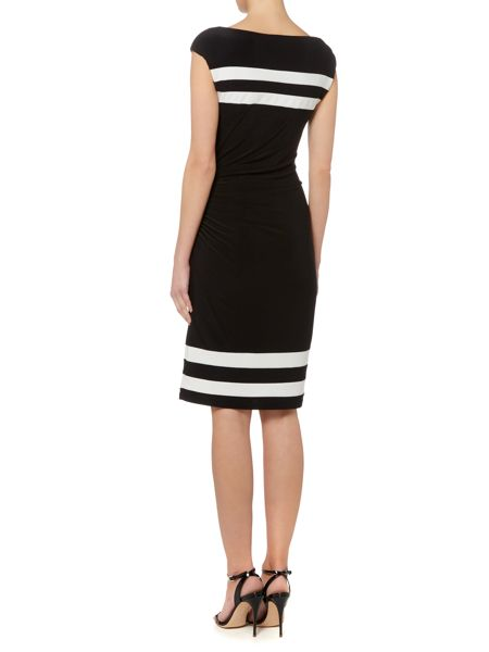 Lauren Ralph Lauren Border sleeveless dress