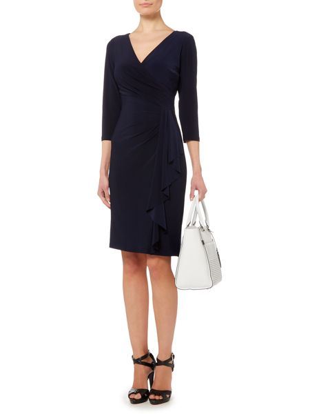 Lauren Ralph Lauren Adele wrap dress