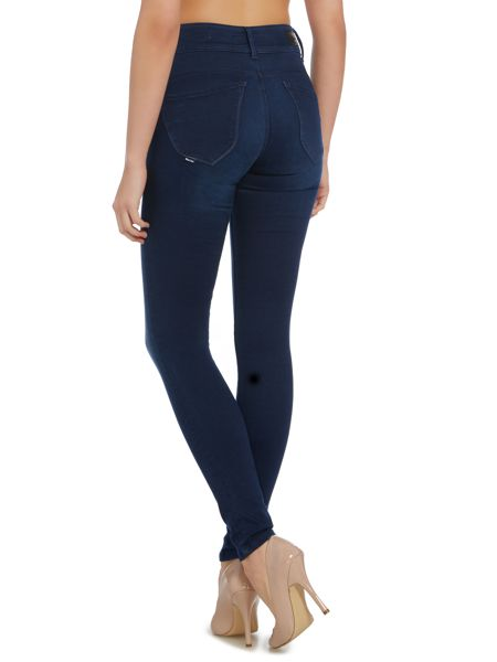Salsa Secret push in skinny jean in dark wash