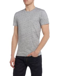 Diesel T-Sirio regular fit melange crew neck t shirt