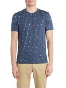 Original Penguin Mini Pete repeat crew neck tee