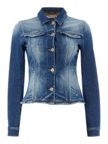 Salsa Long sleeve denim jacket