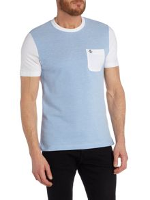 Original Penguin Dimmer crew neck tee