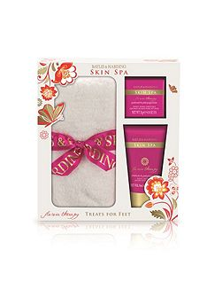 Skin Spa Flower Therapy Foot Set