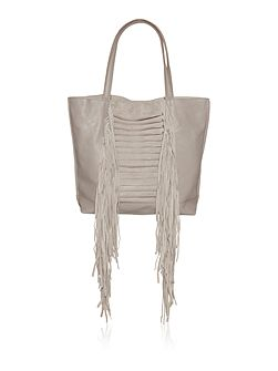 Silver lake tote bag