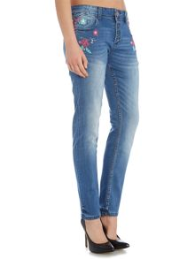 Desigual Ethnic Denim