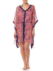Dickins & Jones Floral Kaftan