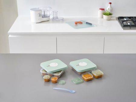 Joseph Joseph Dial storage 15-piece baby food container set