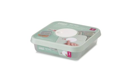 Joseph Joseph Dial storage 5-piece baby food container set