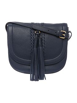 Seaton saddle crossbody bag
