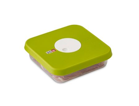 Joseph Joseph Dial container with datable lid Square (0.9L)