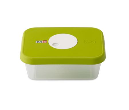 Joseph Joseph Dial container with datable lid Rectangular (1L)
