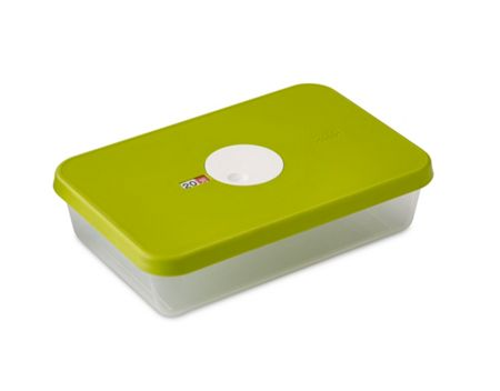 Joseph Joseph Dial container with datable lid Rectang (2.4L)