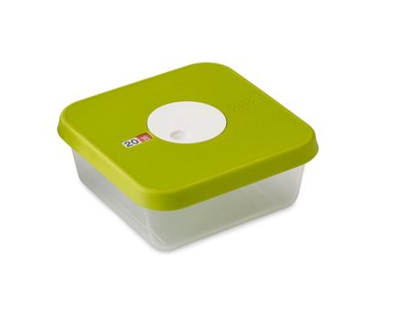 Joseph Joseph Dial container with datable lid Square (1.2L)