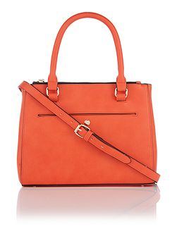 Mini city tote handbag
