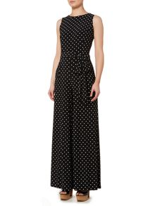 Lauren Ralph Lauren Westley Sleeveless jumpsuit