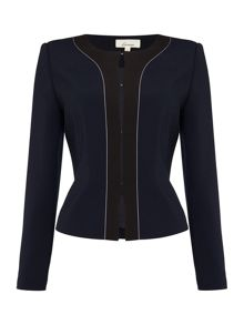 Linea Colour pop tailored jacket