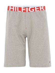 Tommy Hilfiger Pyjama short with large logo waistband