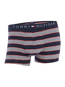 Iconic multistripe trunk