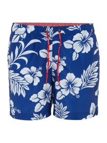 Tommy Hilfiger Clyde floral print swim shorts