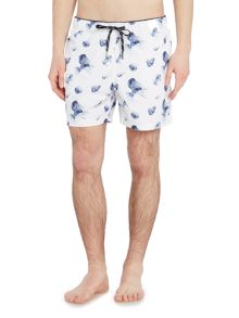 Tommy Hilfiger Jellyfish print swim shorts