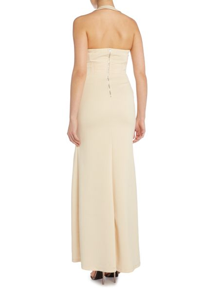 tfnc Sleeveless Split Maxi Dress