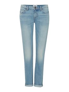 Skyline skinny ankle peg jean in quill