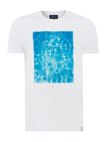 Criminal So Cal Pool Graphic Tshirt