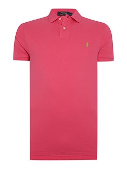 Men's Polo Ralph Lauren Custom-Fit Short-Sleeve Polo Shirt