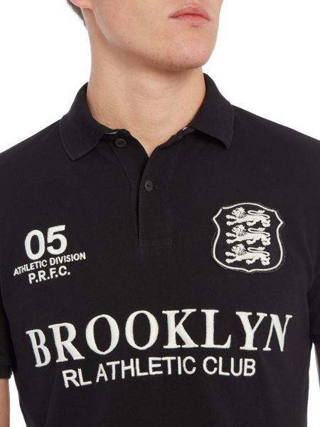 Polo Ralph Lauren Custom-Fit Brooklyn-Logo Polo Shirt