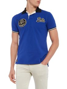 Polo Ralph Lauren Appliquéd Slim-Fit Polo Shirt