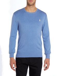 Polo Ralph Lauren Slim-Fit Crew-Neck Jumper