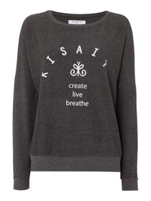 Label Lab Kisaiya Supersoft printed sweat